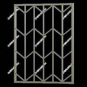 Сварная решетка №3 - фото 1