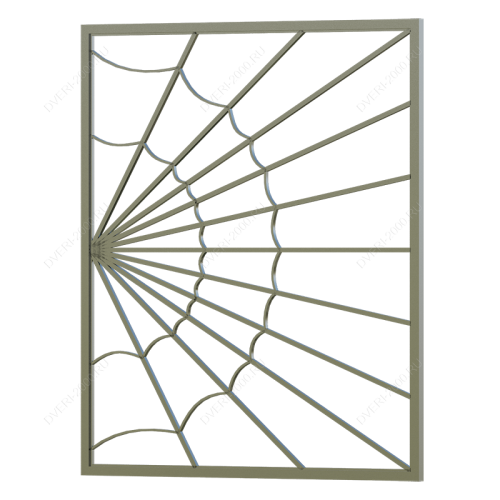 Сварная решетка №33 — фото