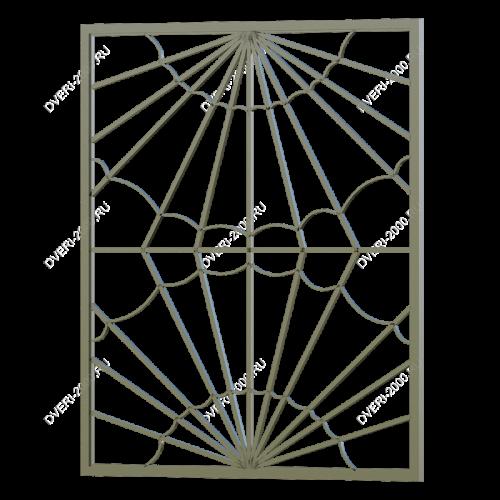 Сварная решетка №34 — фото