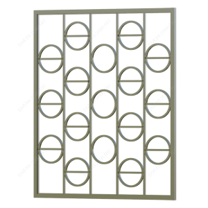 Сварная решетка №35 - фото 1