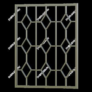 Сварная решетка №39 - фото 1
