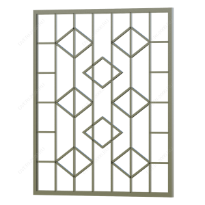 Сварная решетка №42 - фото 1
