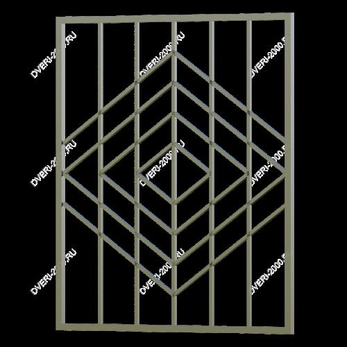 Сварная решетка №5 — фото