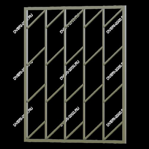 Сварная решетка №6 — фото