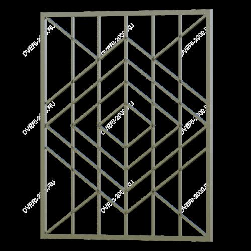 Сварная решетка №8 — фото
