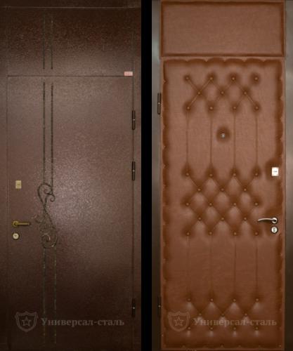 Тамбурная дверь Т123 — фото
