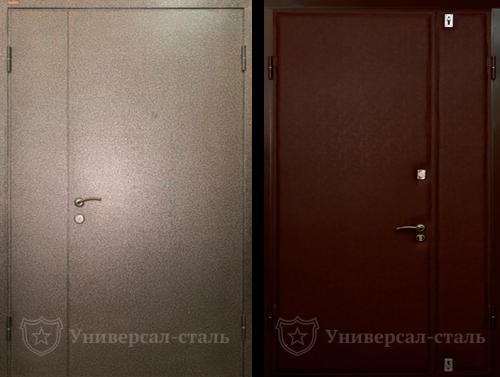 ? Тамбурная дверь Т18 (Порошковое напыление+Винилискожа) по цене от 15000 ₽