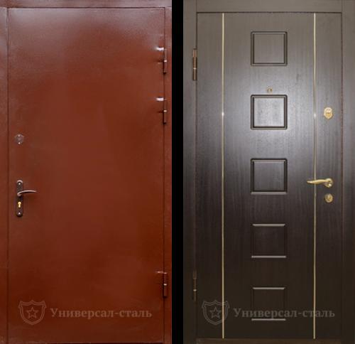 Тамбурная дверь Т82 — фото