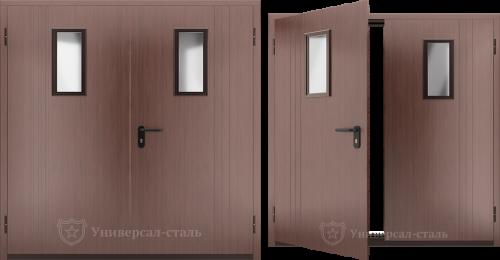 Техническая дверь ТД15 — фото