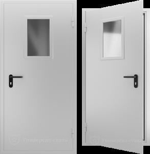 Фото Техническая дверь ТД2