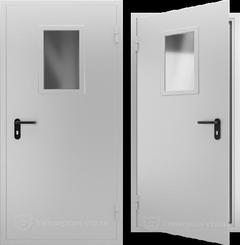 Техническая дверь ТД2 — фото
