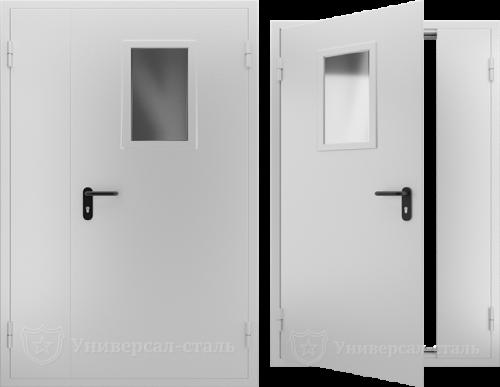 Техническая дверь ТД7 — фото