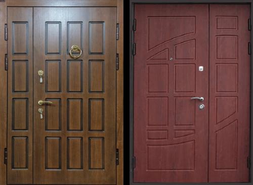Входная дверь ТР104 — фото