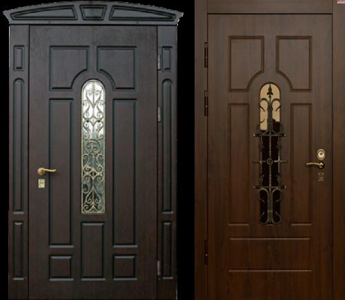 Входная дверь ТР106 — фото 1