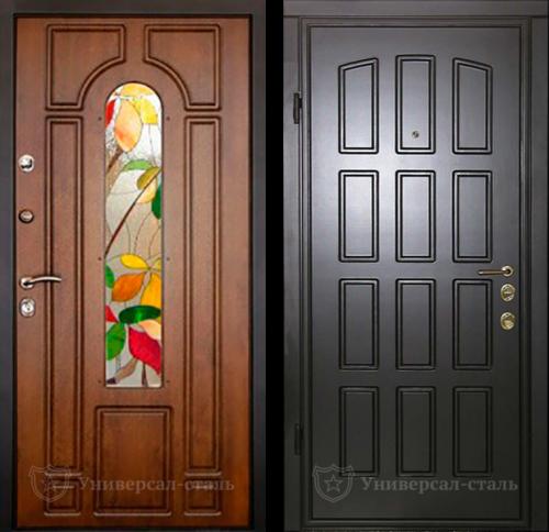 Входная дверь ТР121 — фото