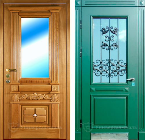 Входная дверь ТР123 — фото 1