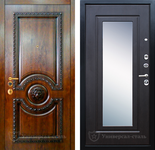 ? Входная дверь ТР128 (Массив+МДФ Vinorit) по цене от 60000 ₽