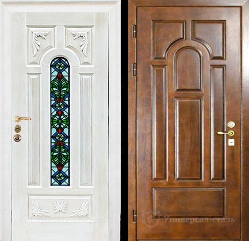 Входная дверь ТР1 — фото