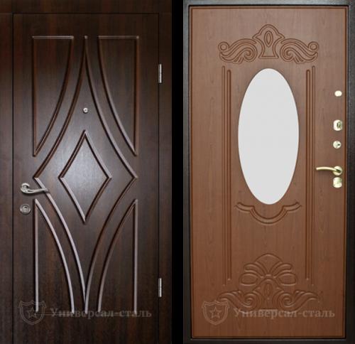 ? Входная дверь ТР36 (МДФ шпон+МДФ Vinorit) по цене от 43200 ₽
