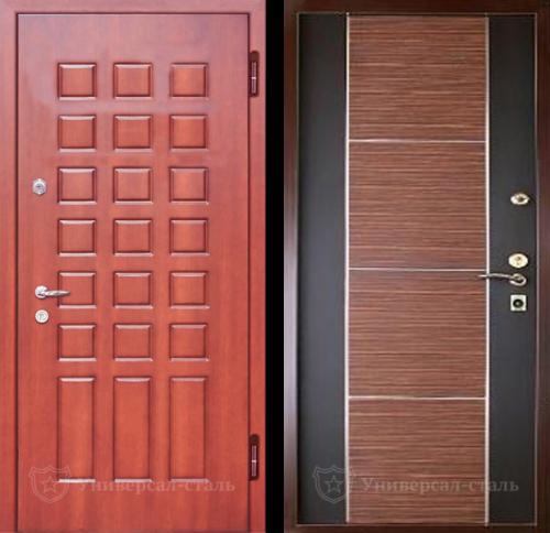 Входная дверь ТР87 — фото