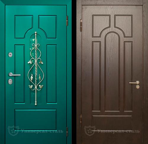 Входная дверь ТР96 — фото