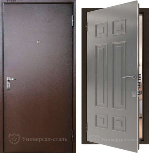 Усиленная дверь У13 — фото 1