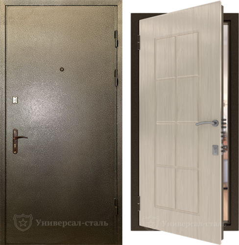 Усиленная дверь У20 — фото 1