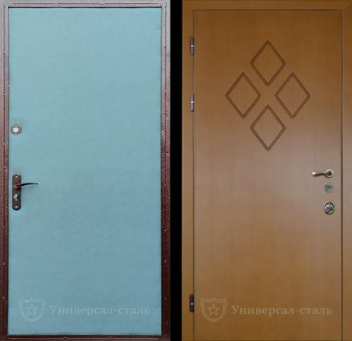Усиленная дверь У50 — фото 1