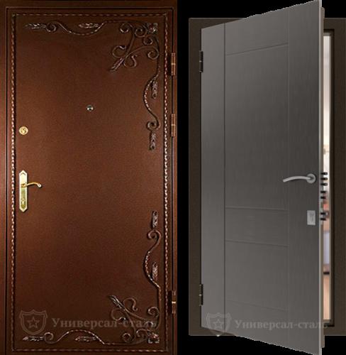 Усиленная дверь У5 — фото