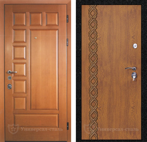 Усиленная дверь У66 — фото 1
