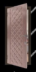 Дверь МДФ «Классика-42»