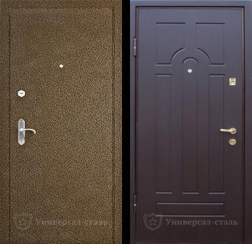 Бронированная дверь Б13 — фото