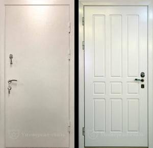 Фото Бронированная дверь Б14