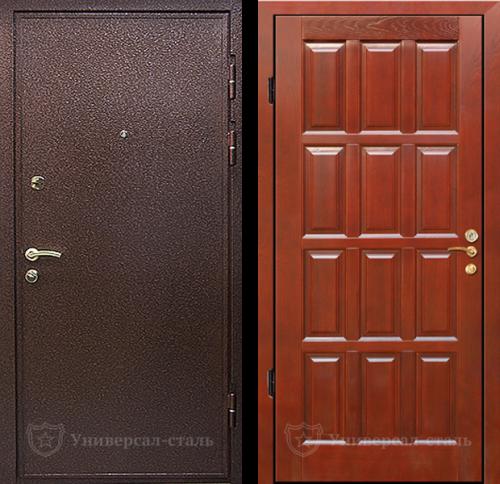 Бронированная дверь Б2 — фото