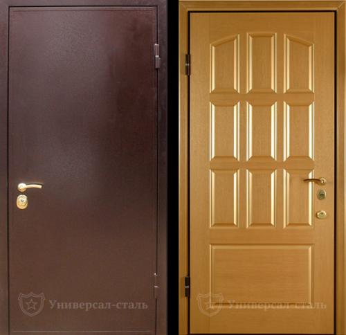 Бронированная дверь Б3 — фото