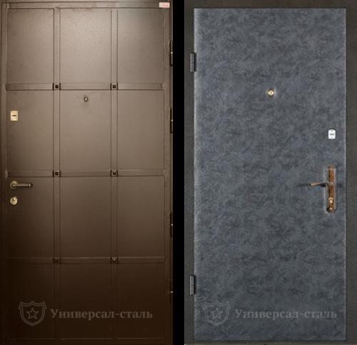 Бронированная дверь Б46 — фото