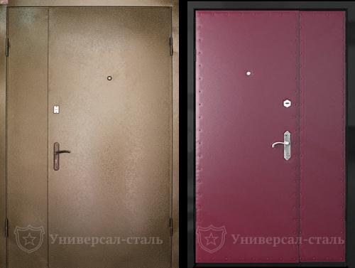 Бронированная дверь Б48 — фото