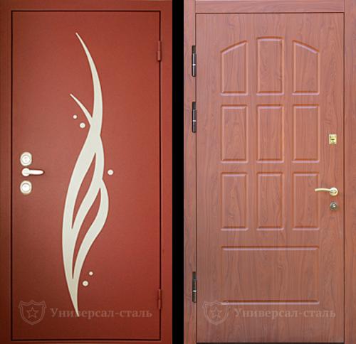 Бронированная дверь Б58 — фото
