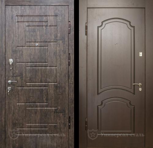 Бронированная дверь Б64 — фото