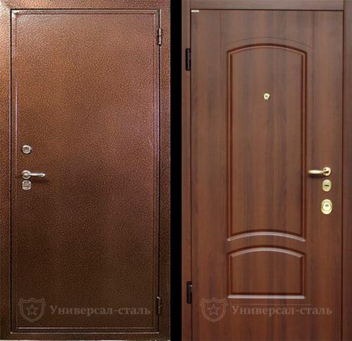 Бронированная дверь Б6 — фото