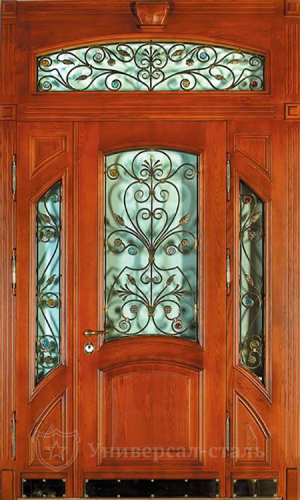 Входная дверь М158 — фото
