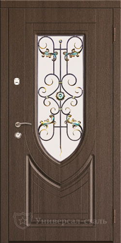 Входная дверь КТ7 — фото