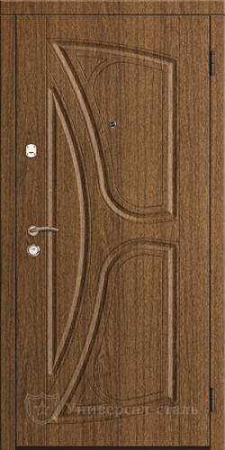Входная дверь КТ15 — фото