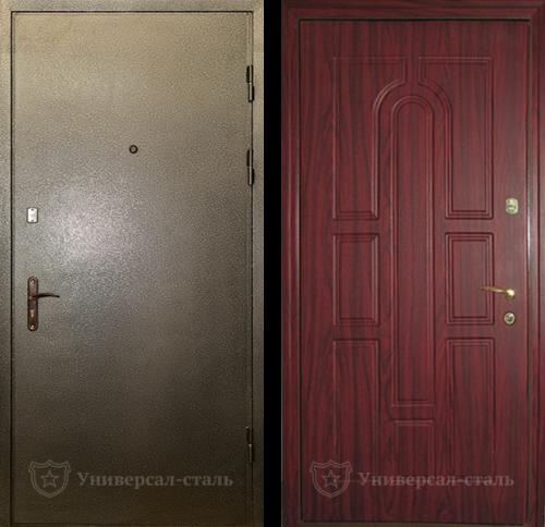 Входная дверь КВ101 — фото