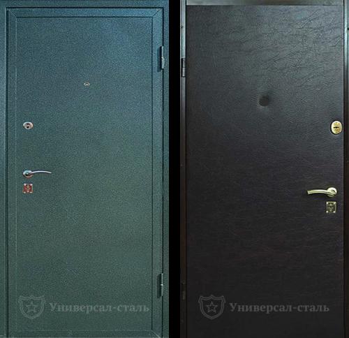 Входная дверь КВ110 — фото