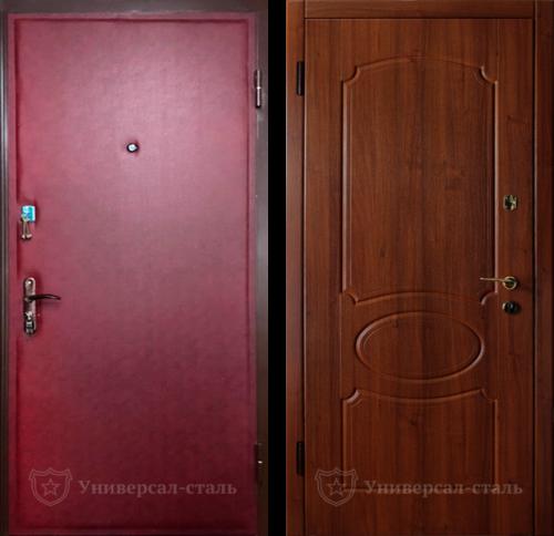 Входная дверь КВ126 — фото