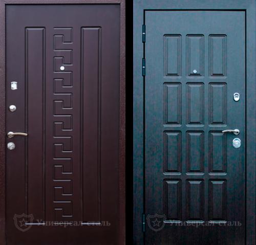 Входная дверь КВ17 — фото