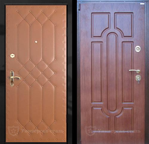 Входная дверь КВ32 — фото