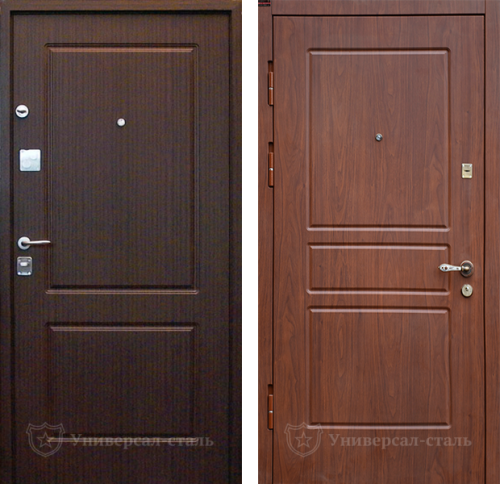 Входная дверь КВ51 — фото