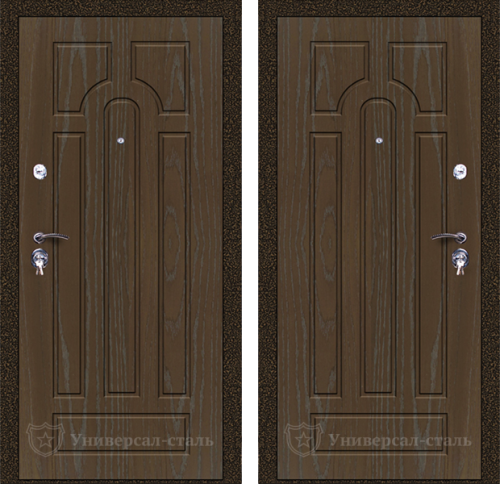 Входная дверь КВ63 — фото